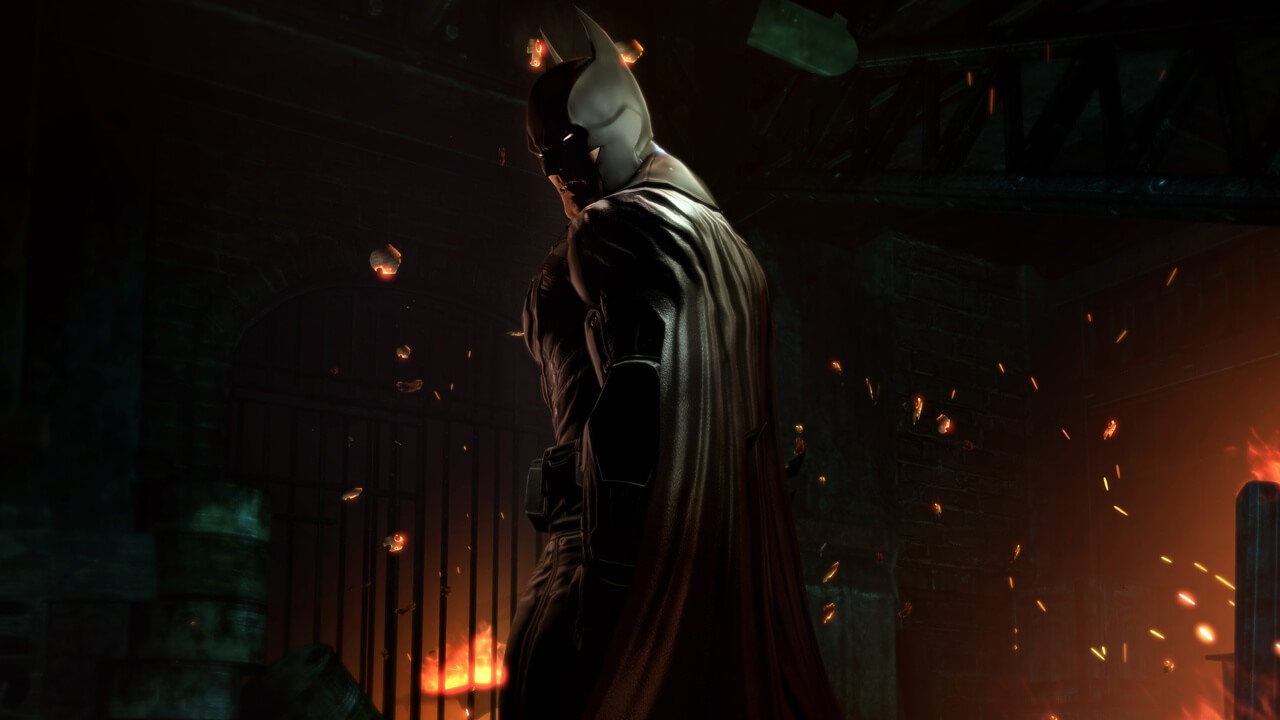 WB Montreal Reveal Next Batman Game Teasers