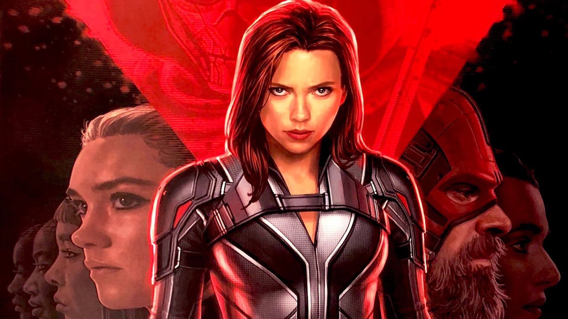Black Widow Official Trailer #2 Is Here