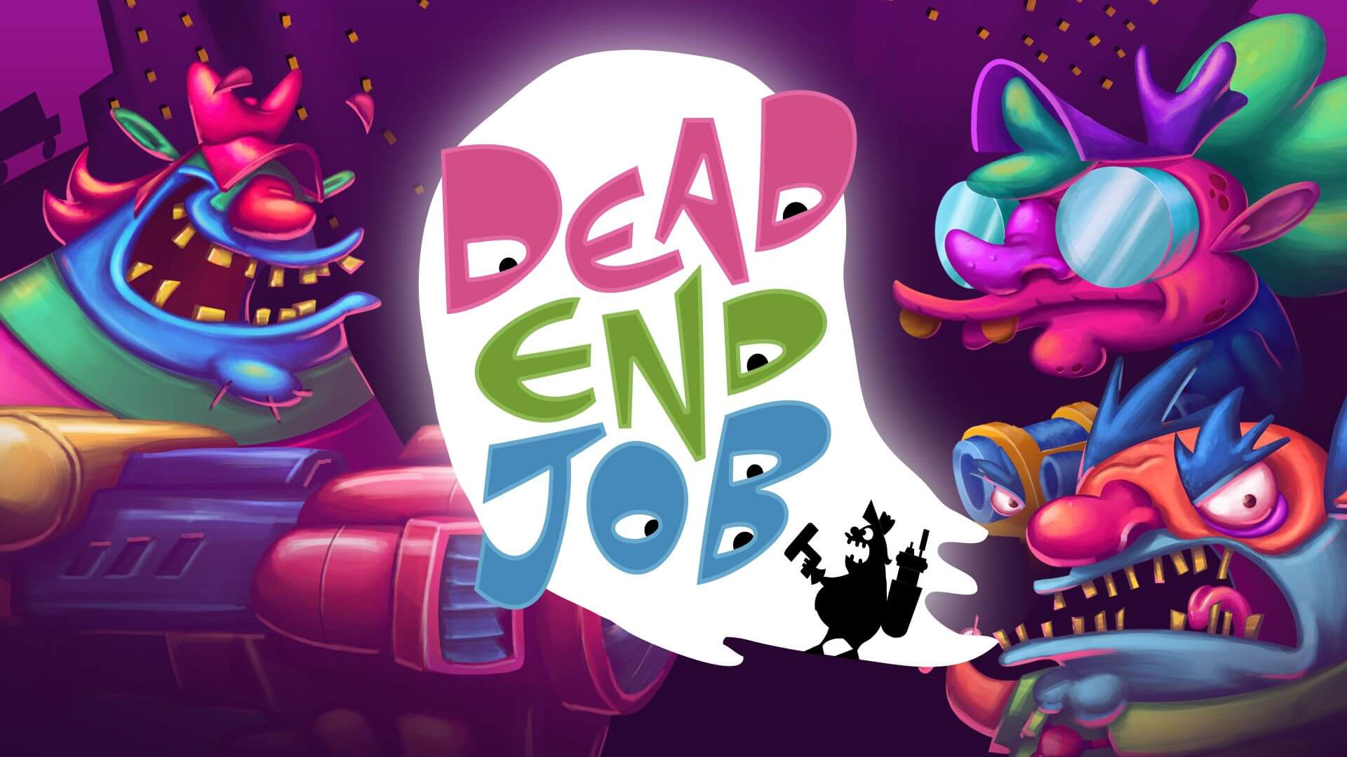 Dead End Job Review: Bustin' on the Bus