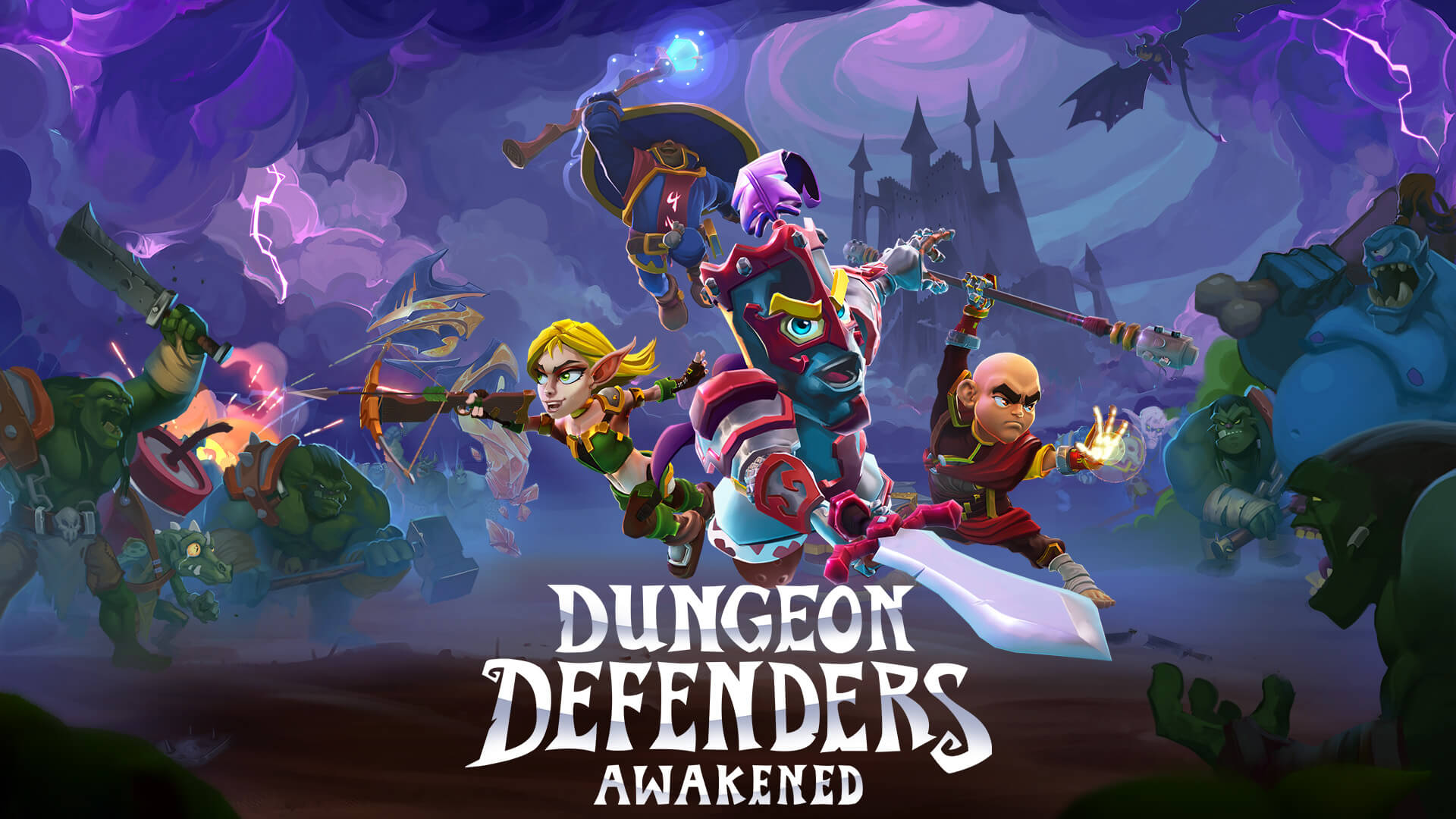 Dungeon Defenders Awakened Releases February 21st