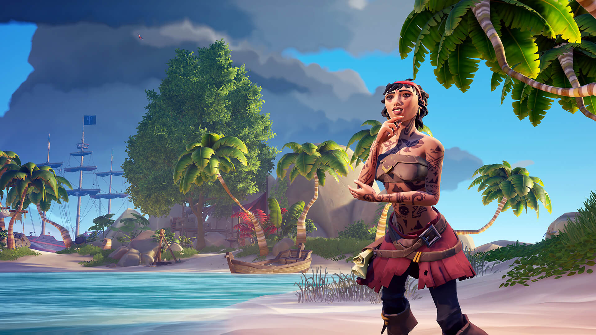 Sea of Thieves Latest Update Celebrates the Community