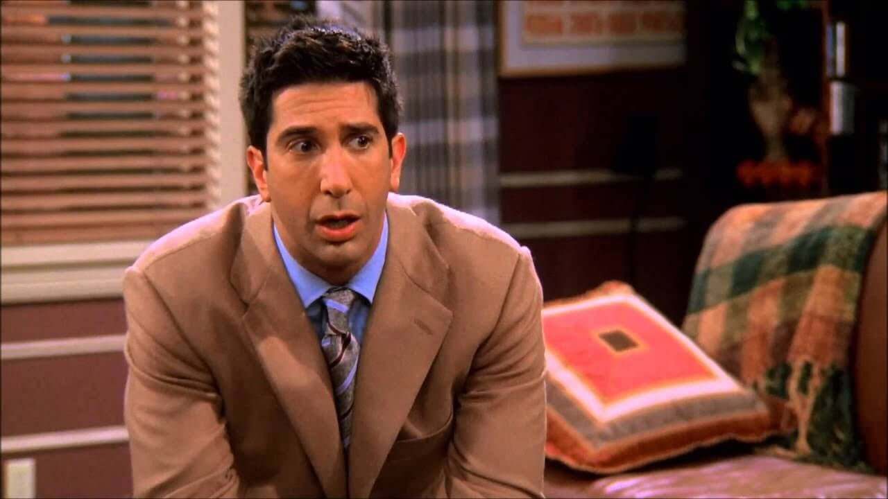 Friends Star David Schwimmer Defends Show From Accusations Of Prejudice