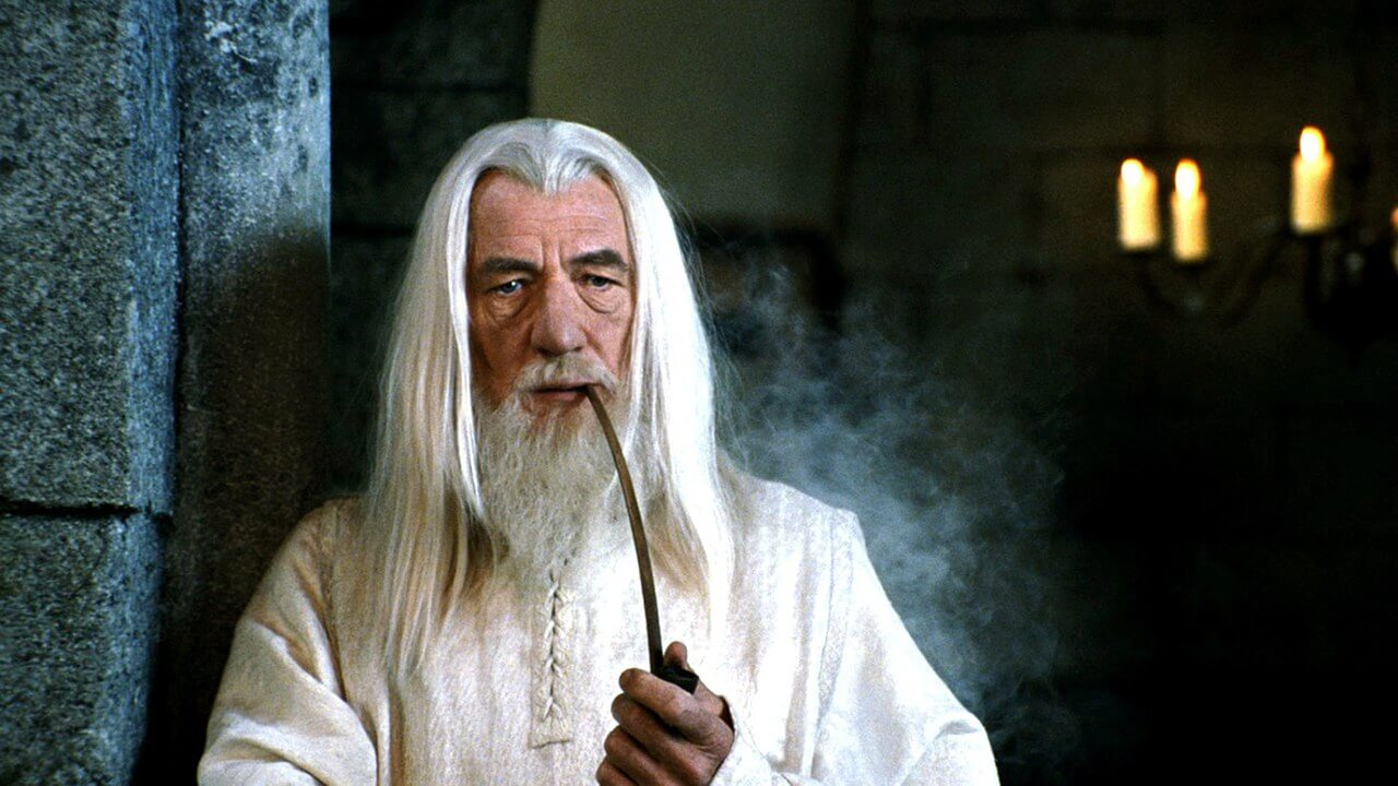 Ian McKellen Shares His Journal Entries From Lord of the Rings Films