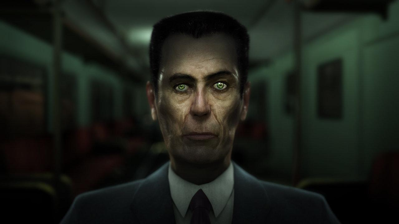 Half-Life G-Man Speaks After A Decade Of Silence