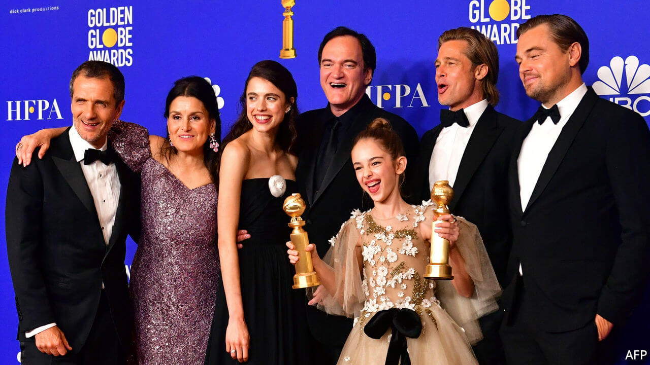 The 2020 Golden Globes Winners Are Here!