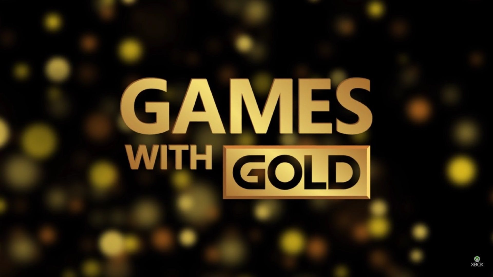 Xbox Games With Gold For February 2020 Revealed