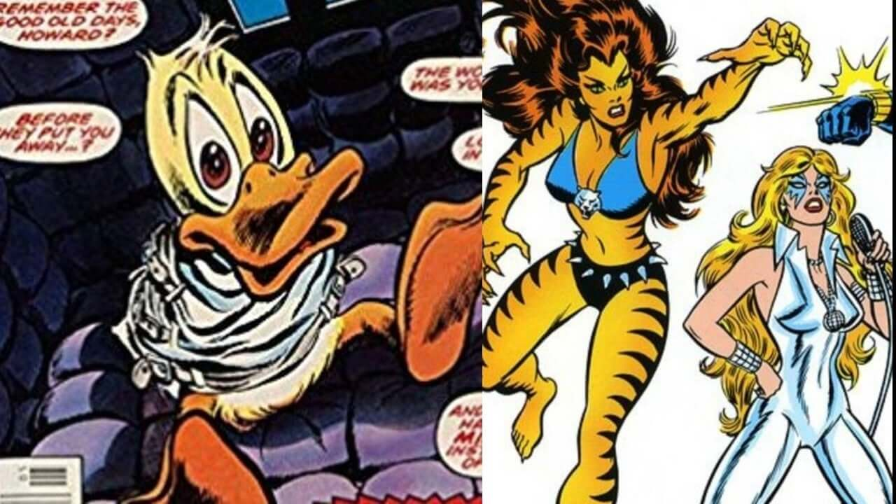 Marvel/Hulu Cancels Howard the Duck, Tigra & Dazzler Animated Shows