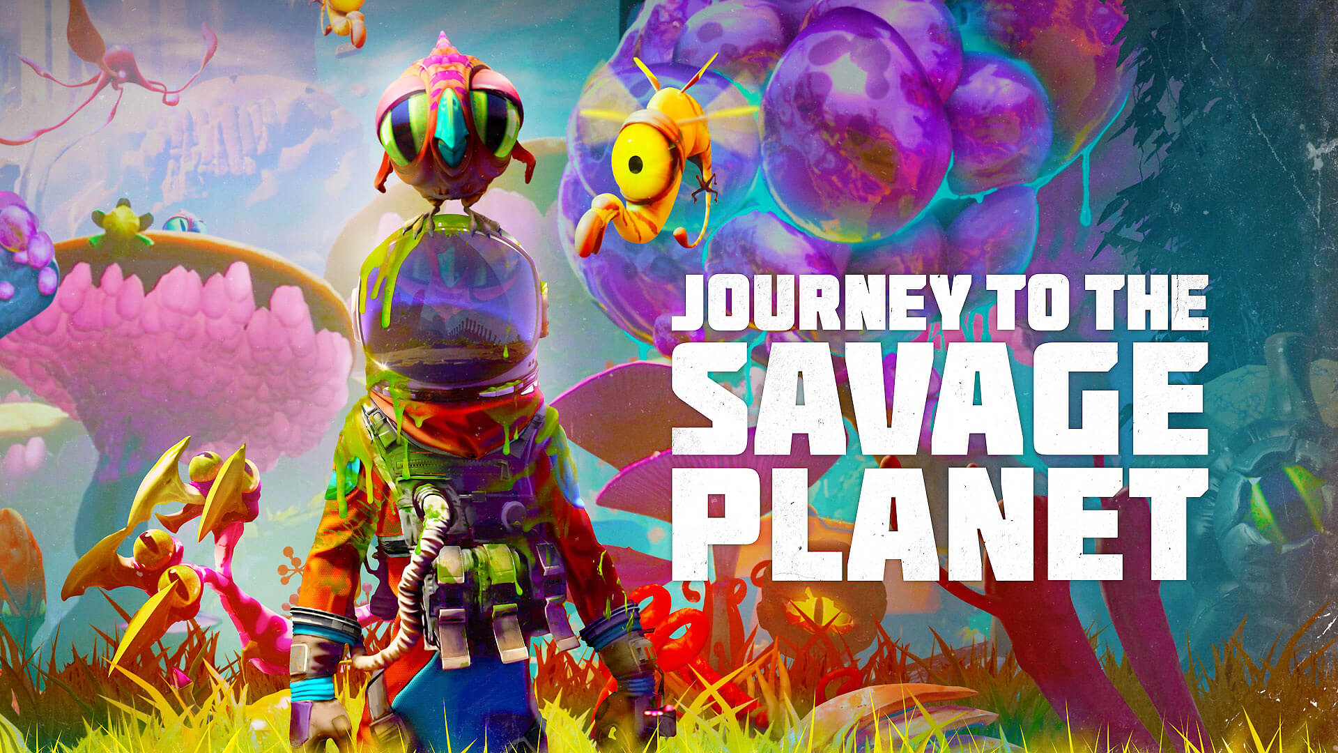 Journey To The Savage Planet Is Here!
