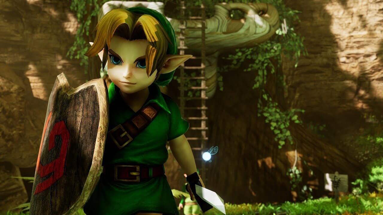 The Legend of Zelda: Ocarina of Time 2020 Remaster?