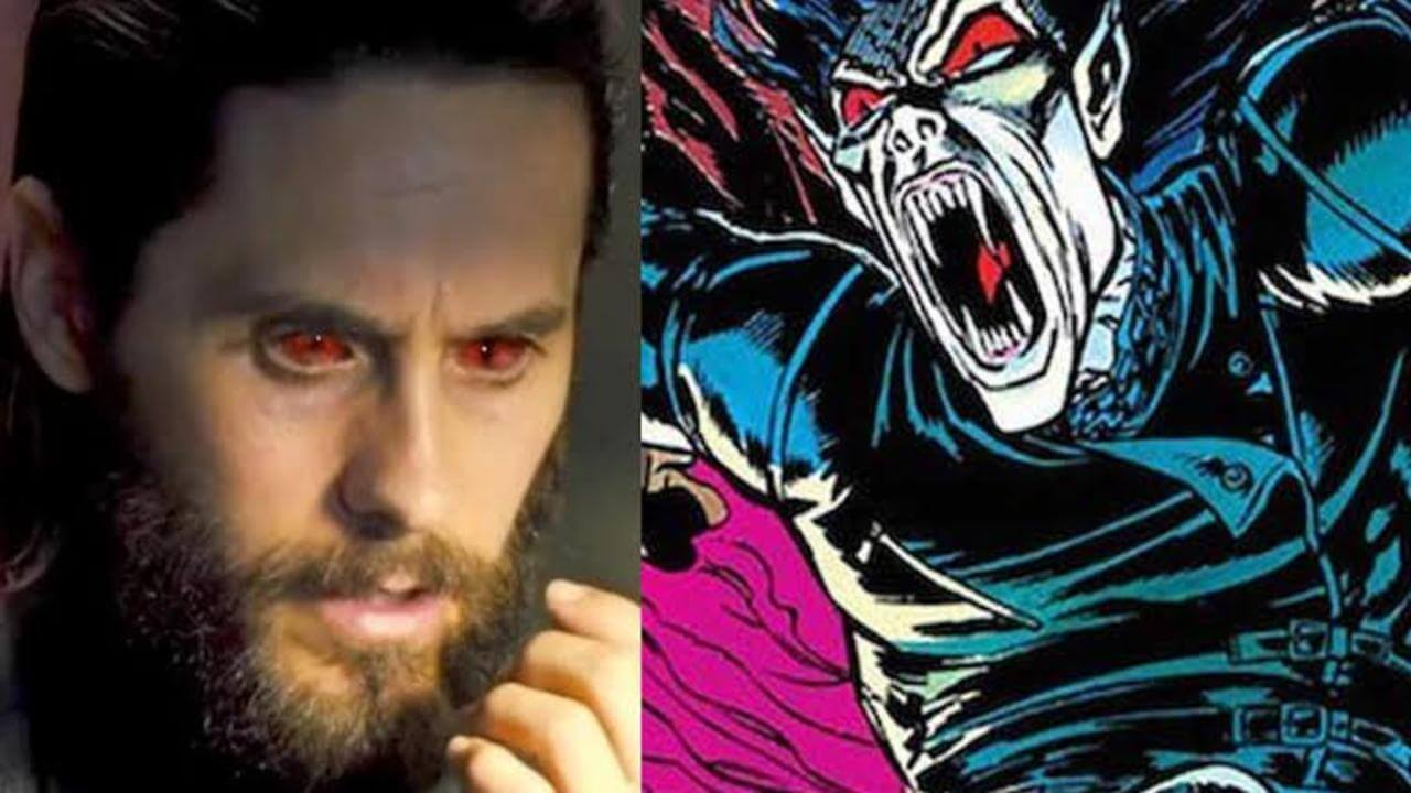 First Look at Jared Leto in 'Morbius' Trailer