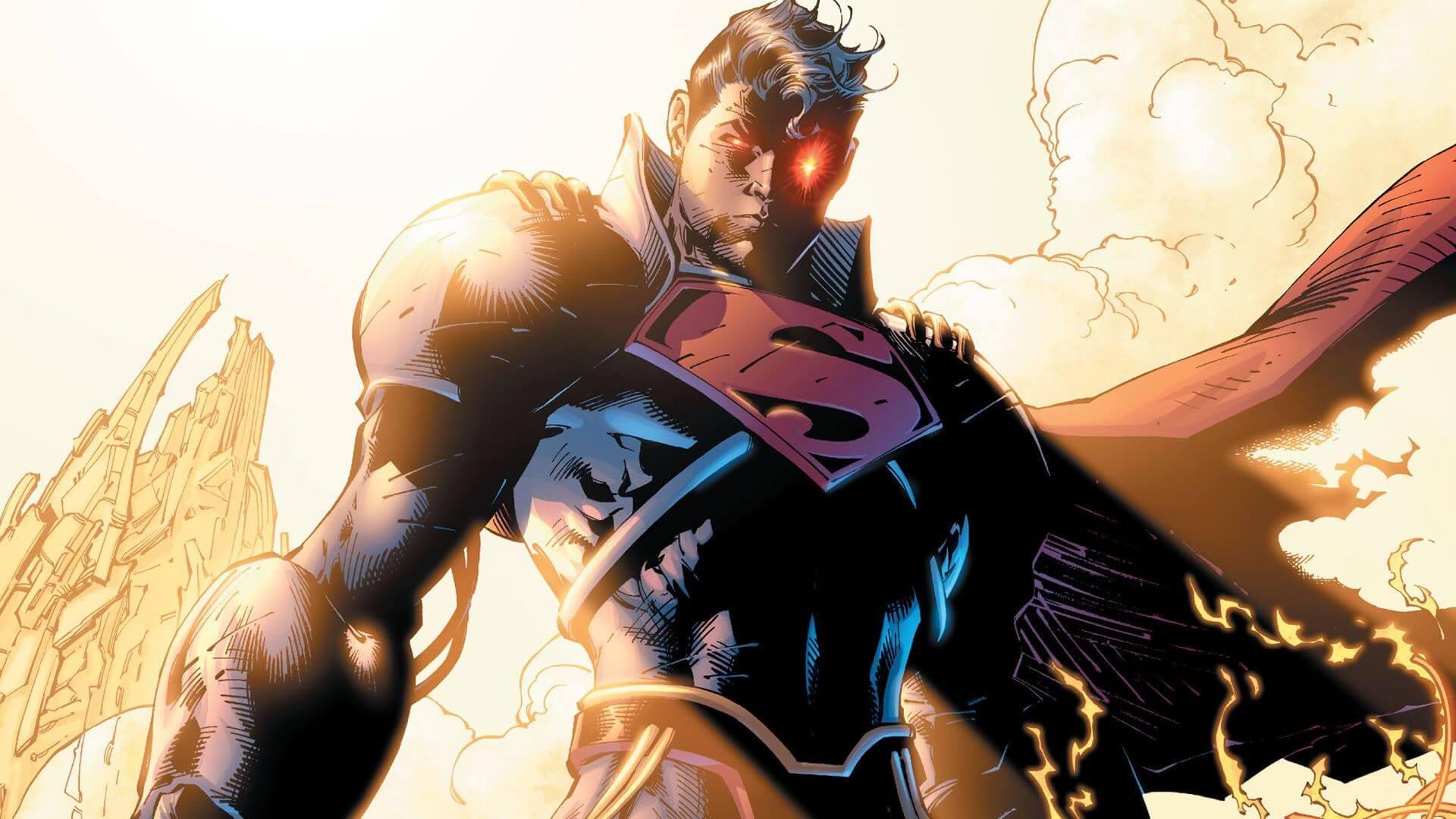 Superboy-Prime Returns in Shazam!
