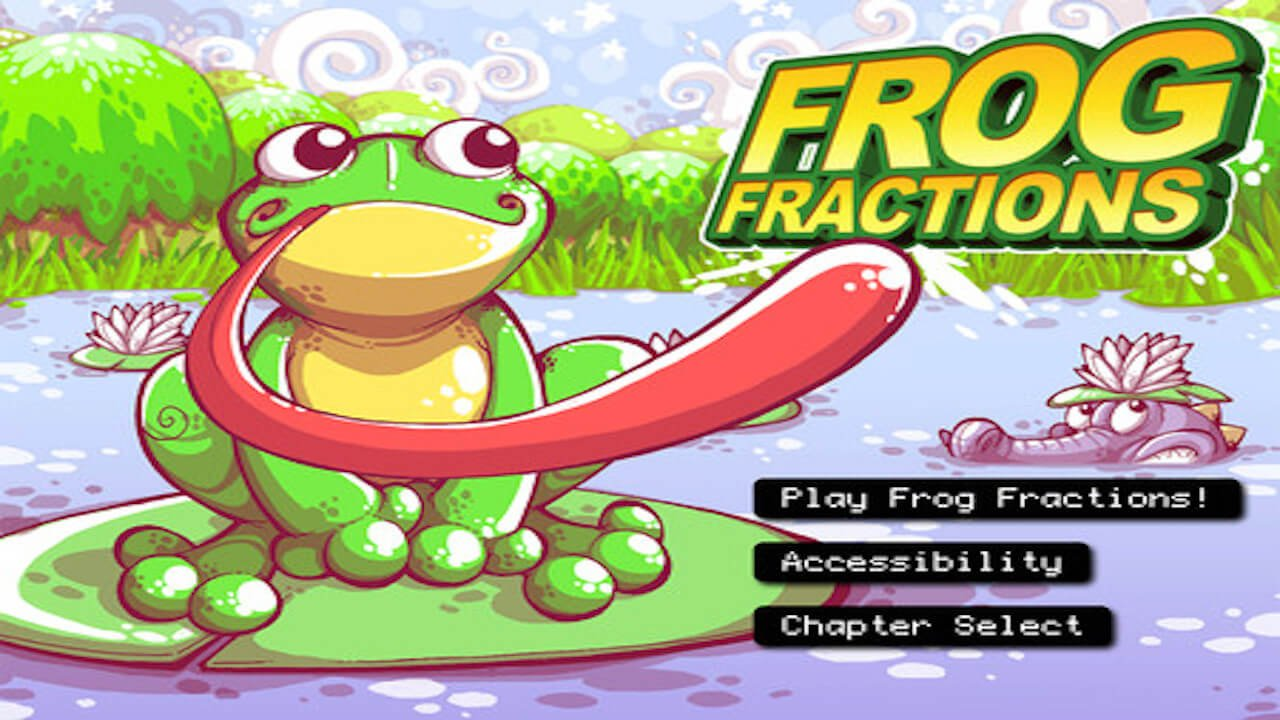 Frog Fractions: Game of the Decade Edition Announced