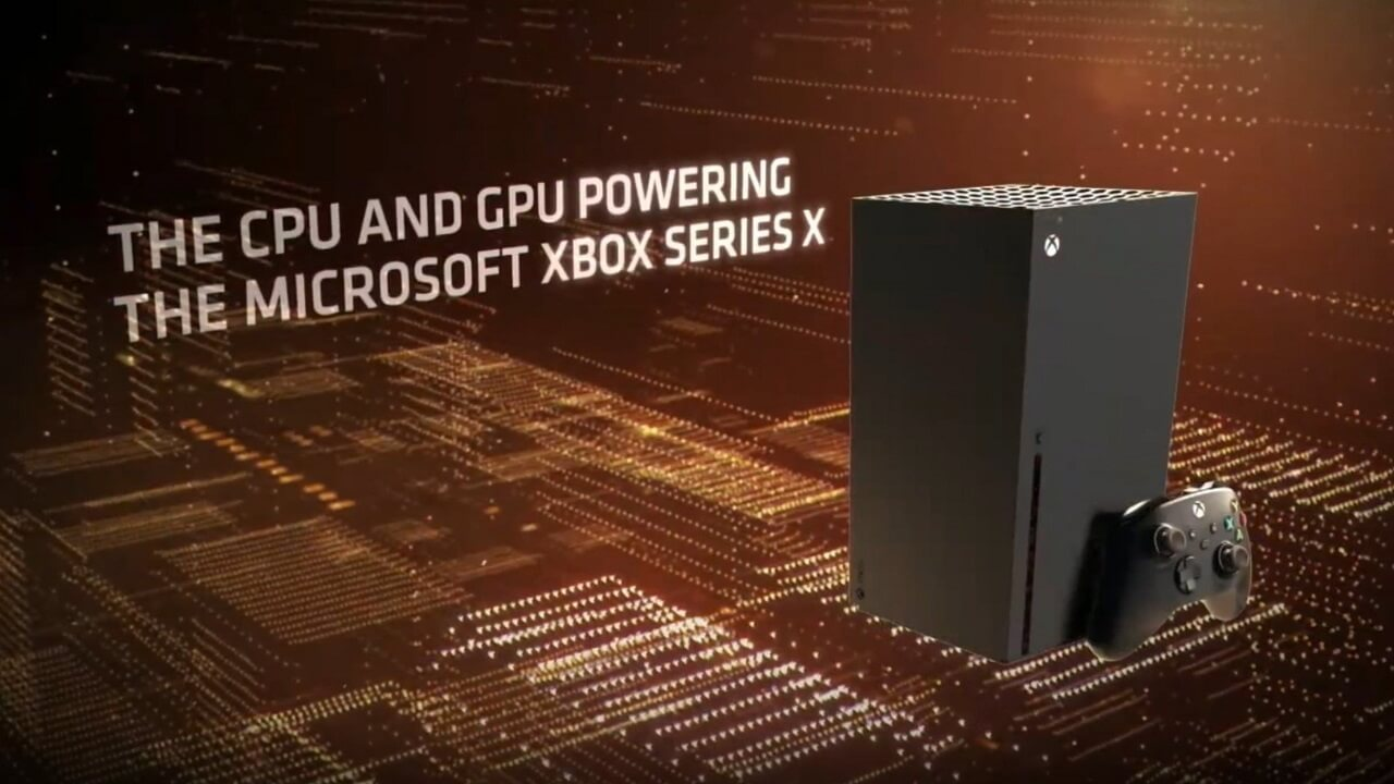 AMD Cause Confusion With Fake Xbox Series X Render