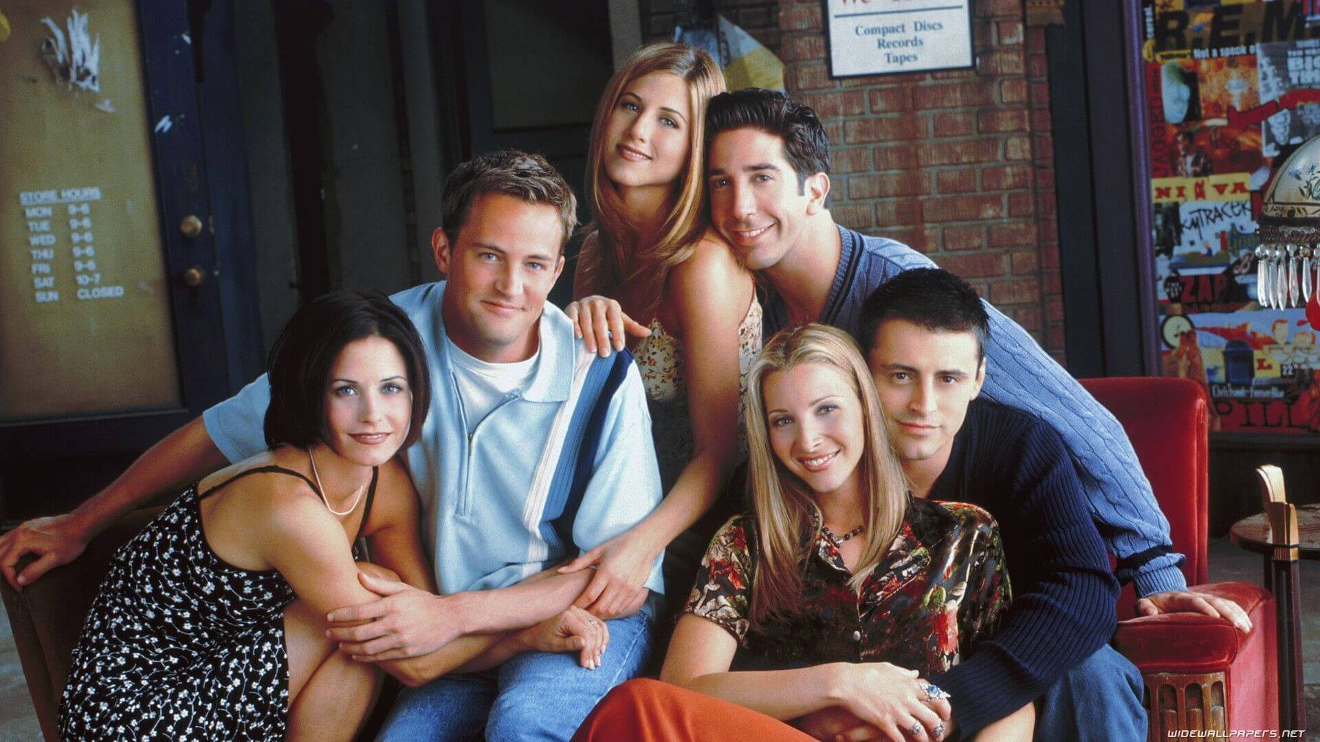 A Friends Reunion Episode Is Coming To HBO Max