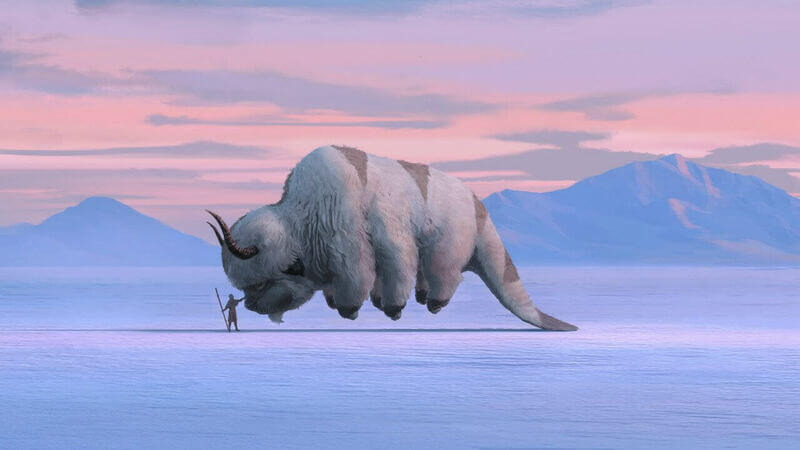 Avatar: The Last Airbender Live-Action Concept Art