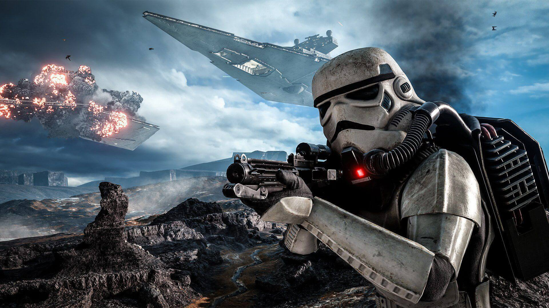 EA Canceled Yet Another Star Wars Game