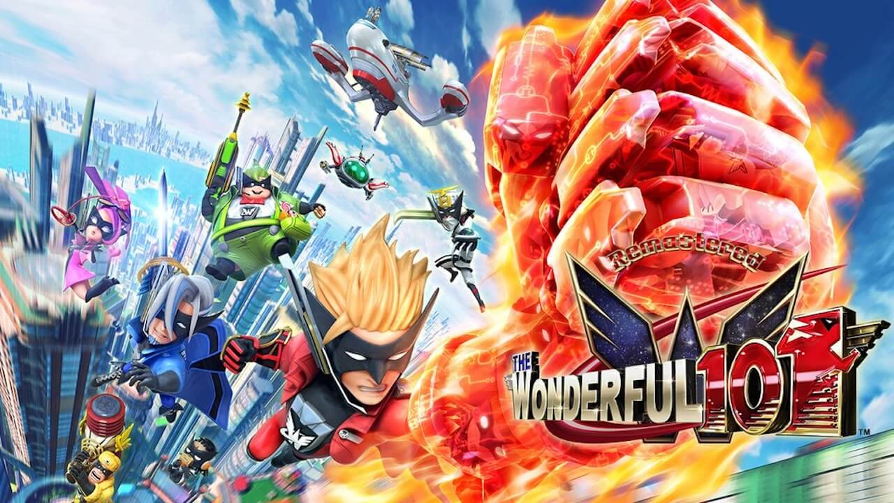 The Wonderful 101 Remastered Returns May 15