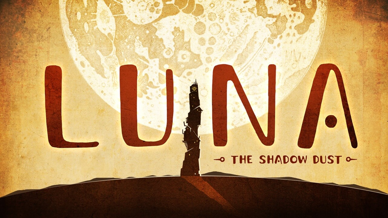 Luna: The Shadow Dust Review - A Beautiful Painting, A Flawed Video Game
