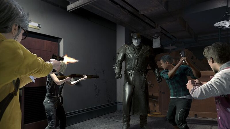 Two New Maps & Masterminds Revealed For Resident Evil: Resistance