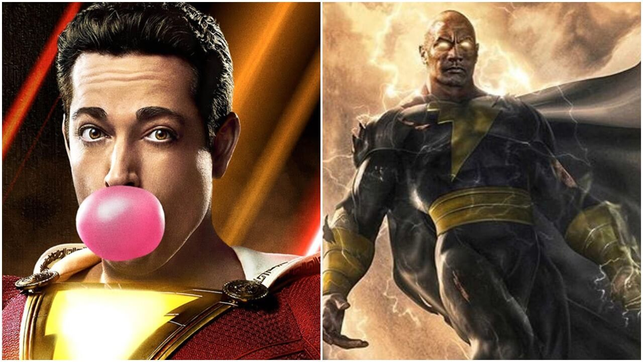 Shazam 2 and Black Adam to Begin Filming This Summer