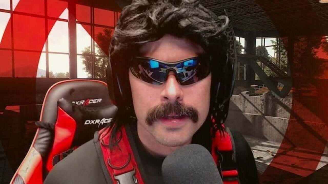 Dr DisRespect Signs Deal with PC Hardware Maker