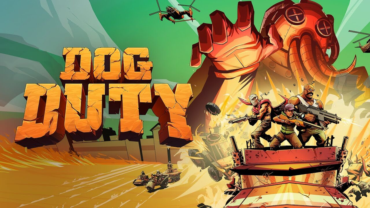 Real-Time Tactics Game Dog Duty Hits Consoles in Spring