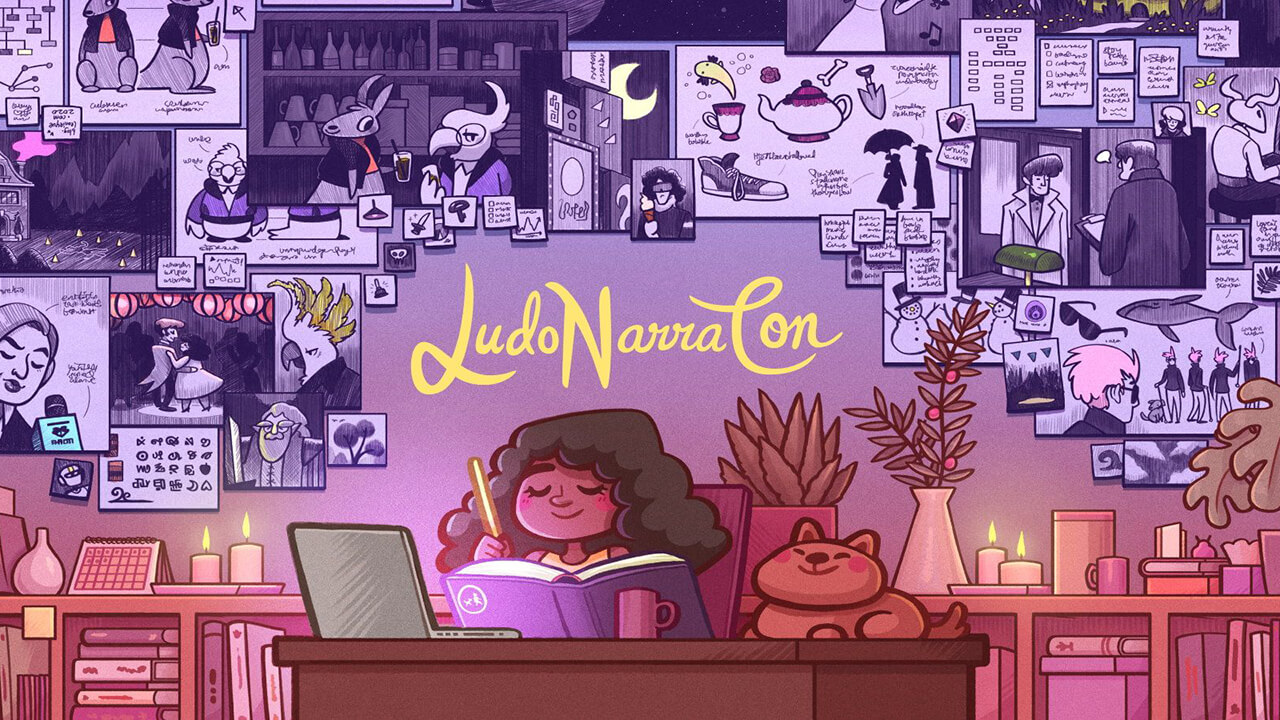LudoNarraCon Is A Free Digital Indie Game Convention
