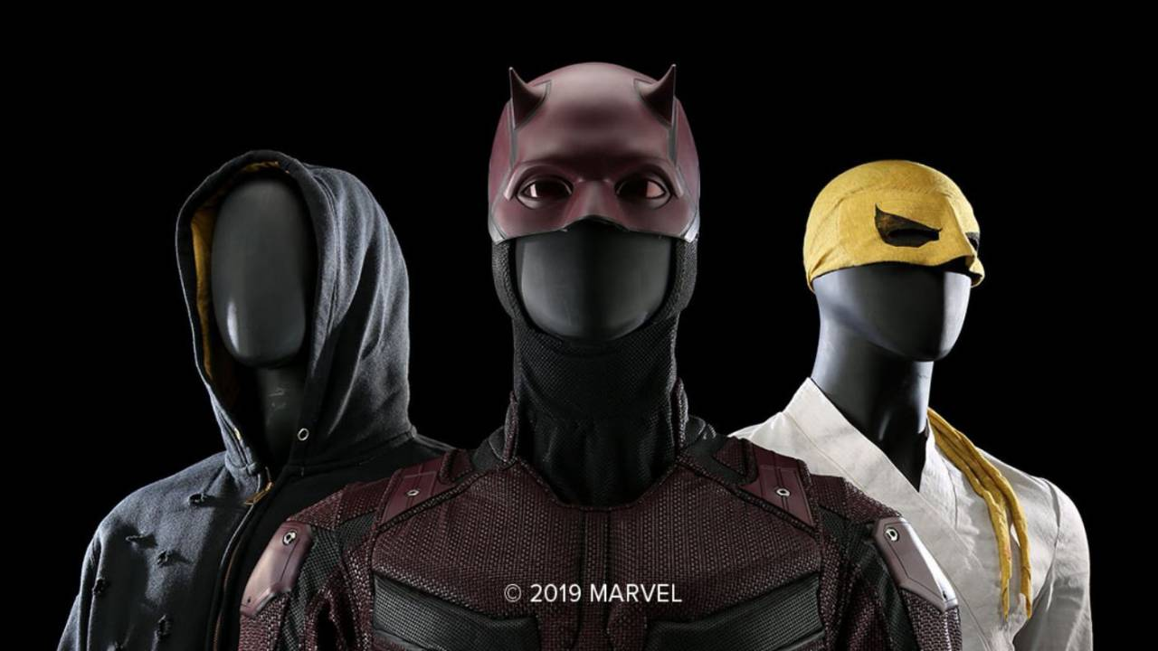 Props from Marvel Netflix Shows on Auction Again
