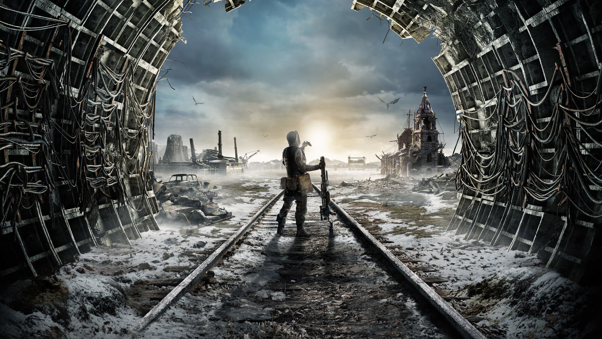 Metro Exodus Is Now Available On Steam