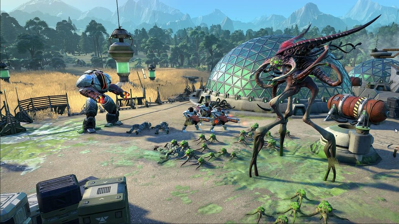Age of Wonders Planetfall's Free Update Is Out Now!