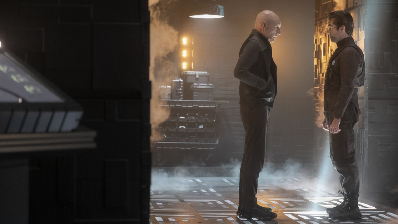 Star Trek: Picard Episode 6 – 'The Impossible Box' Review