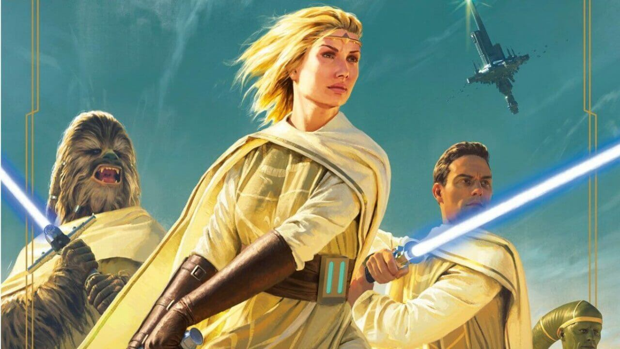 Lucasfilm to Launch Star Wars: The High Republic Books