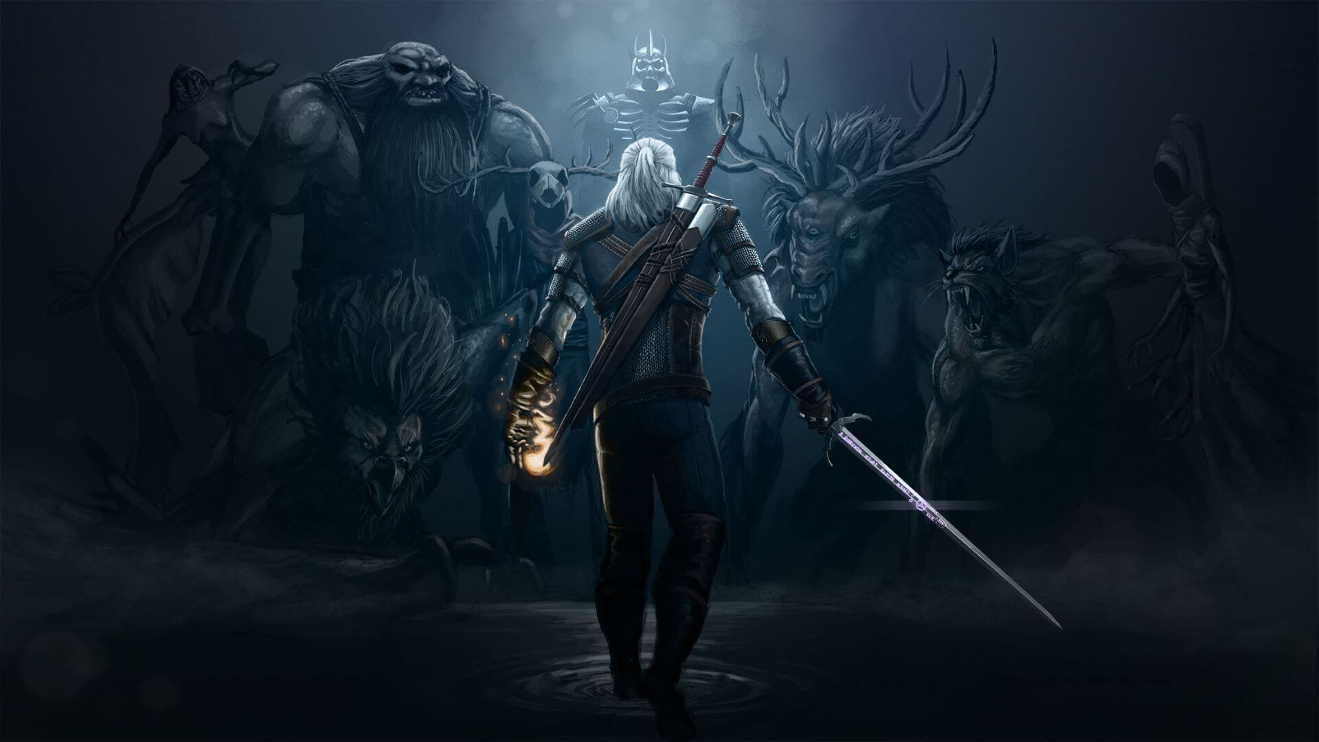 The Witcher To Get New Game After Cyberpunk 2077