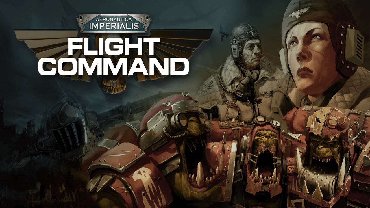 Aeronautica Imperialis: Flight Command Coming To Steam In May