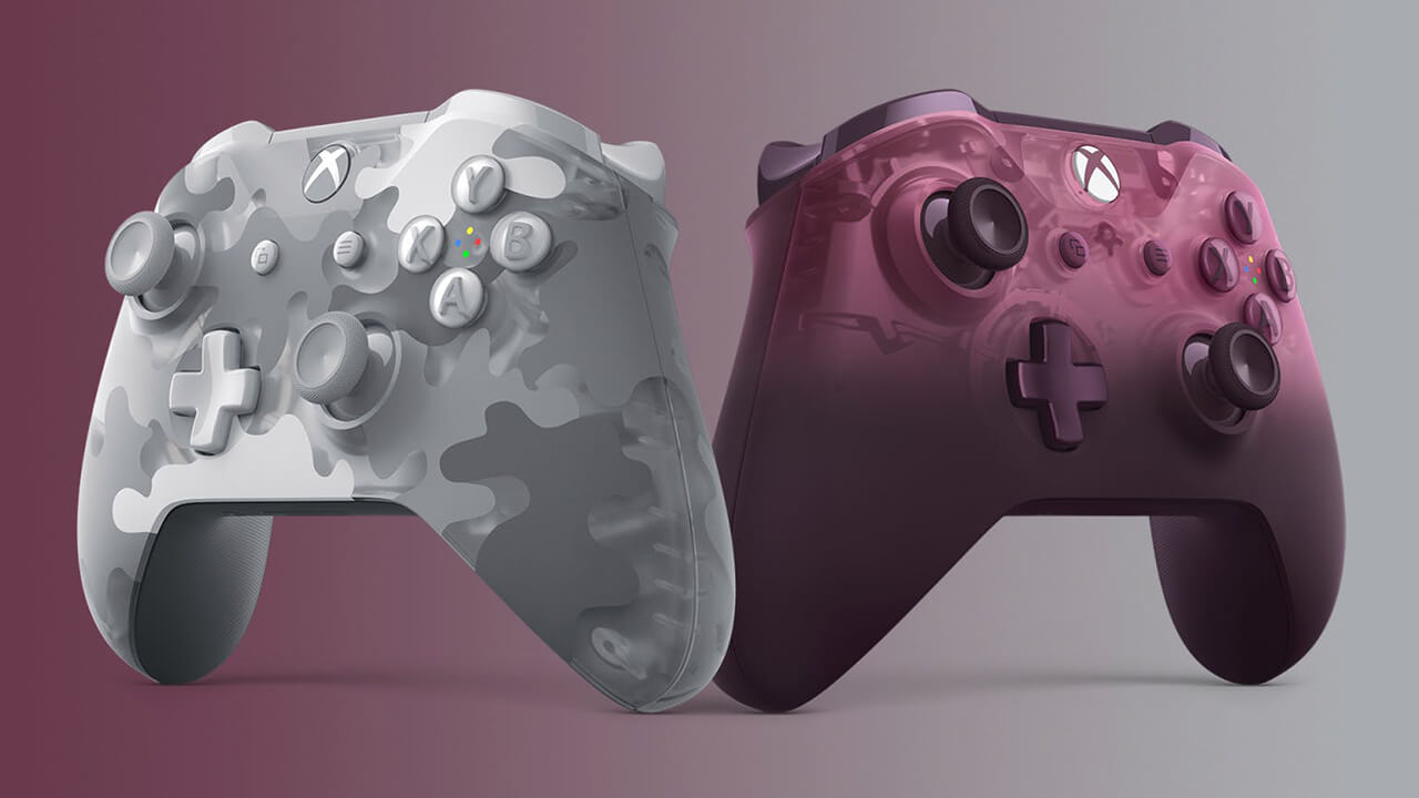 Xbox Announces 2 Special Edition Controllers