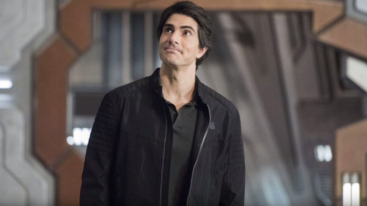 Brandon Routh Talks Legends of Tomorrow Exit