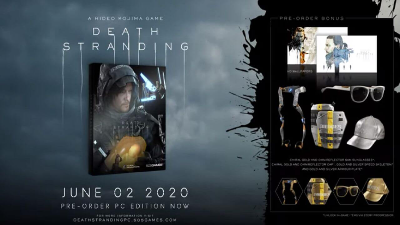 Death Stranding Is Landing On PC Sooner Than Anyone Expected