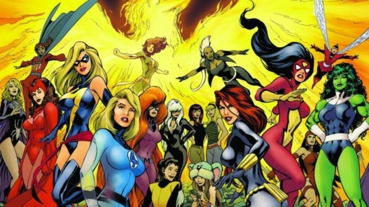 Female Characters From Comics & Film That Deserve Their Own Movies