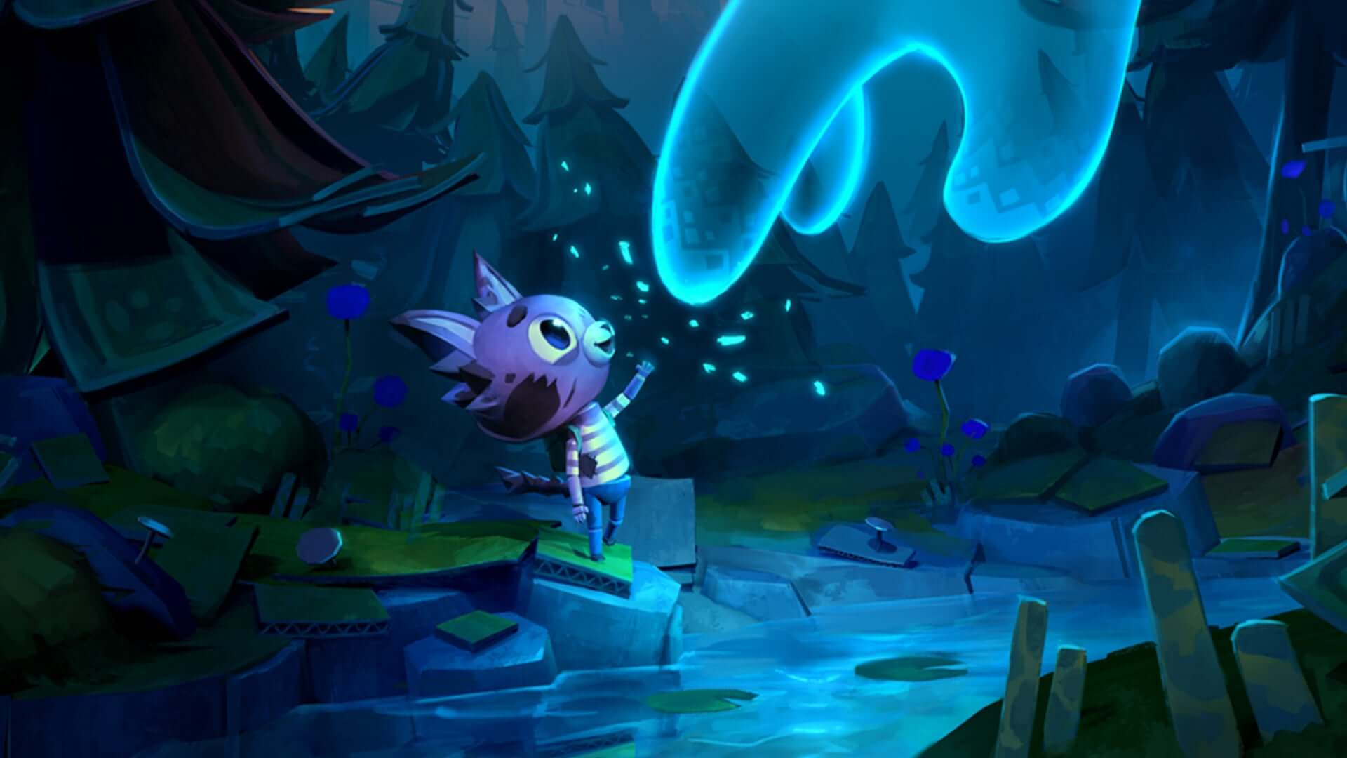 Ghost Giant Review: The Flowers of Beauty