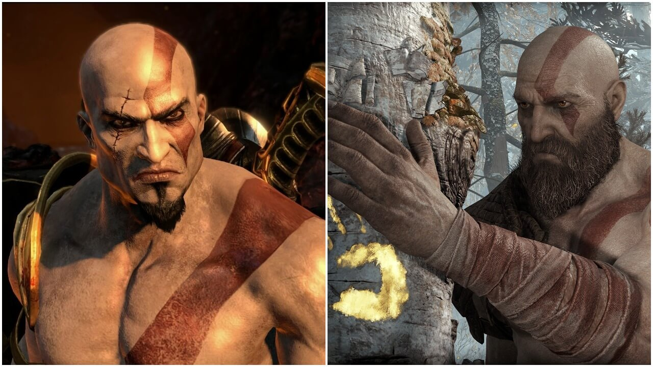 God of War Comic Will Cover Time Between Games