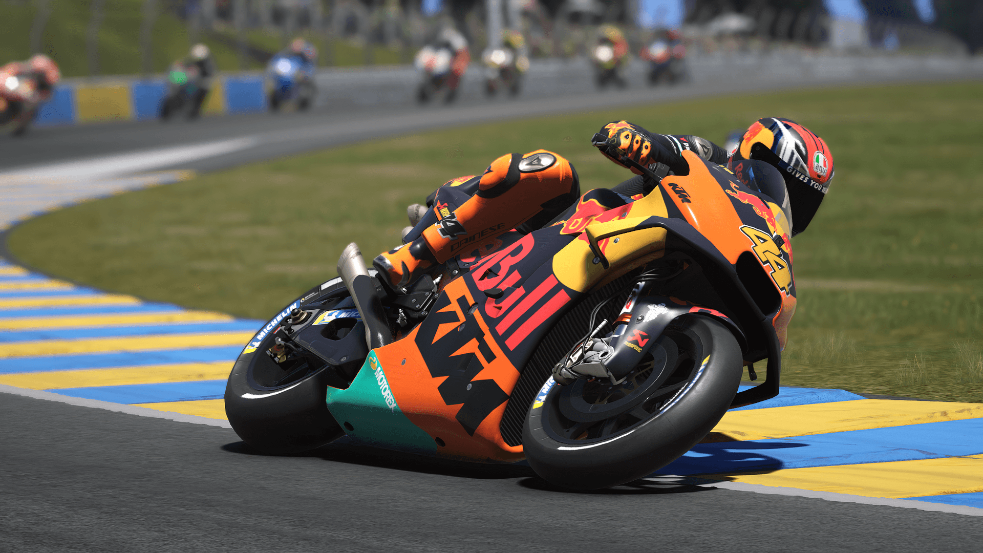 MotoGP 20 Releases First Gameplay Footage and Looks More Realistic Than Ever