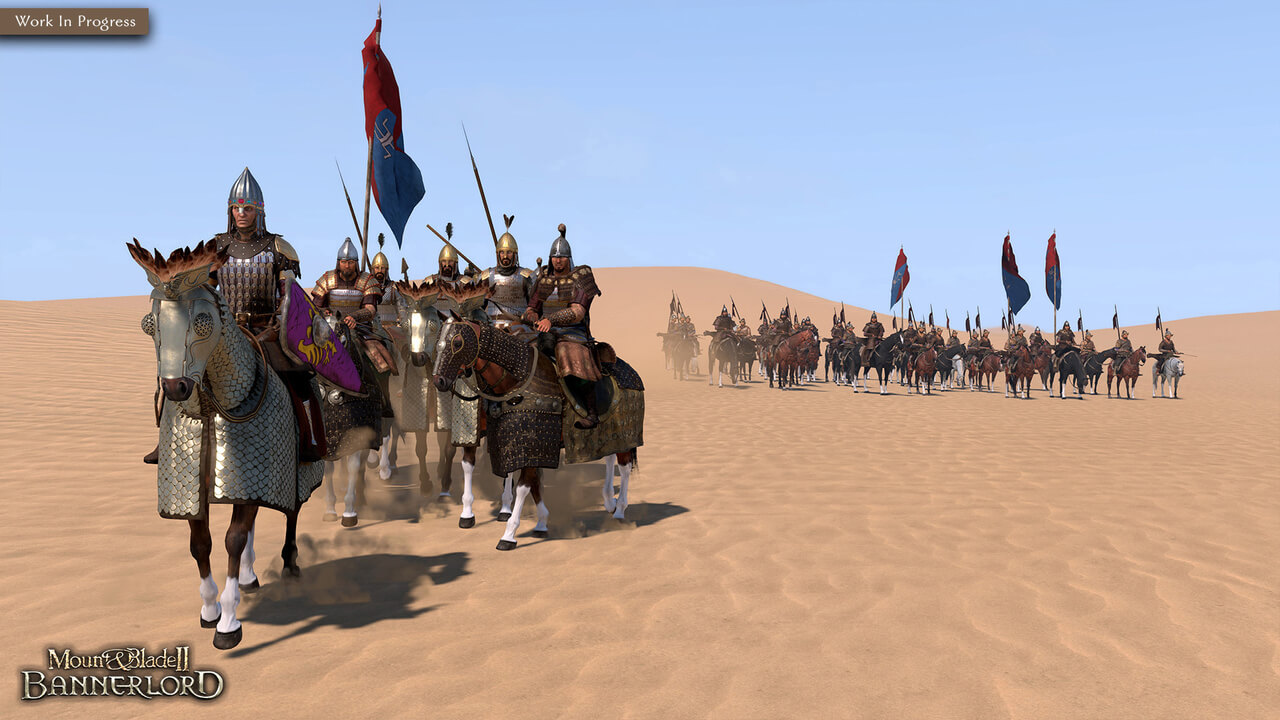 TaleWorlds Pushes Mount & Blade II: Bannerlord Release Date Forward