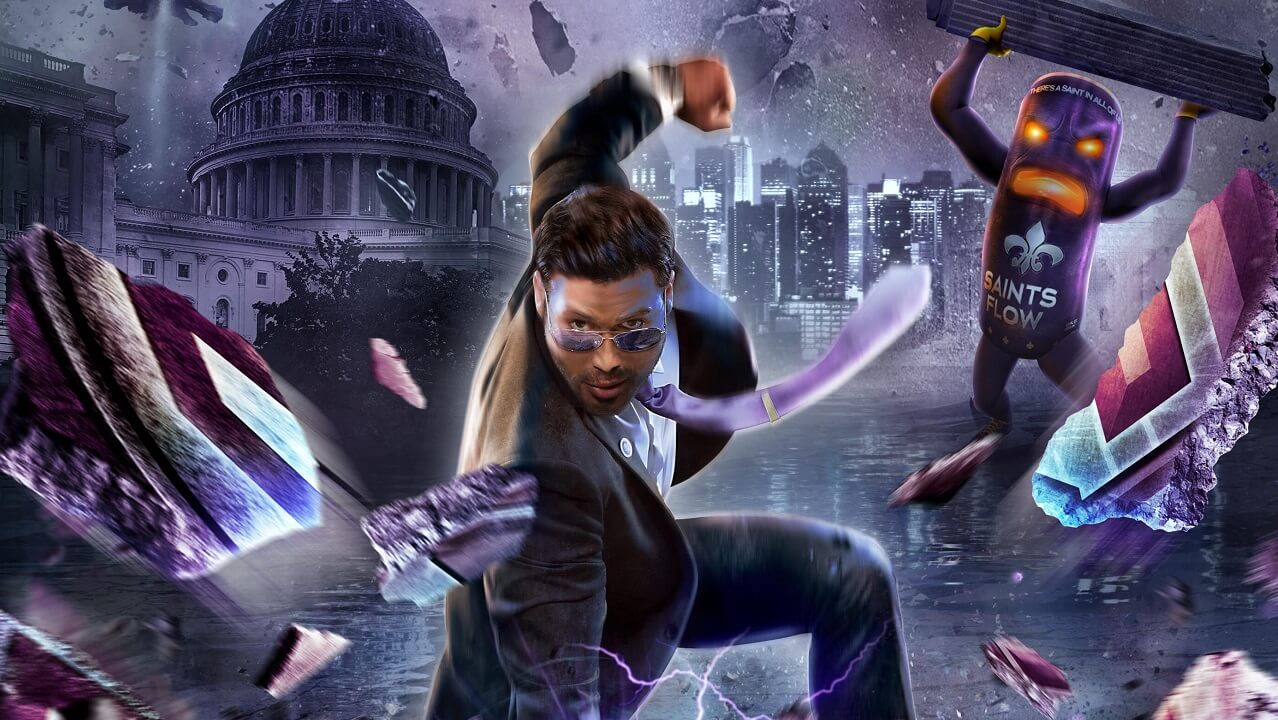 Saints Row IV: Re-Elected Review - Hail to the Switch Port