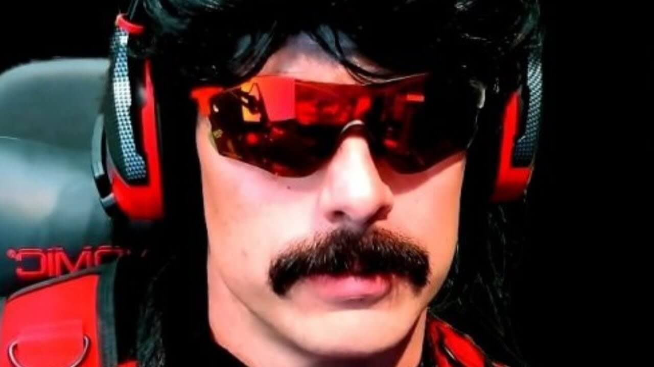 Dr Disrespect Signs Multiyear Deal With Twitch