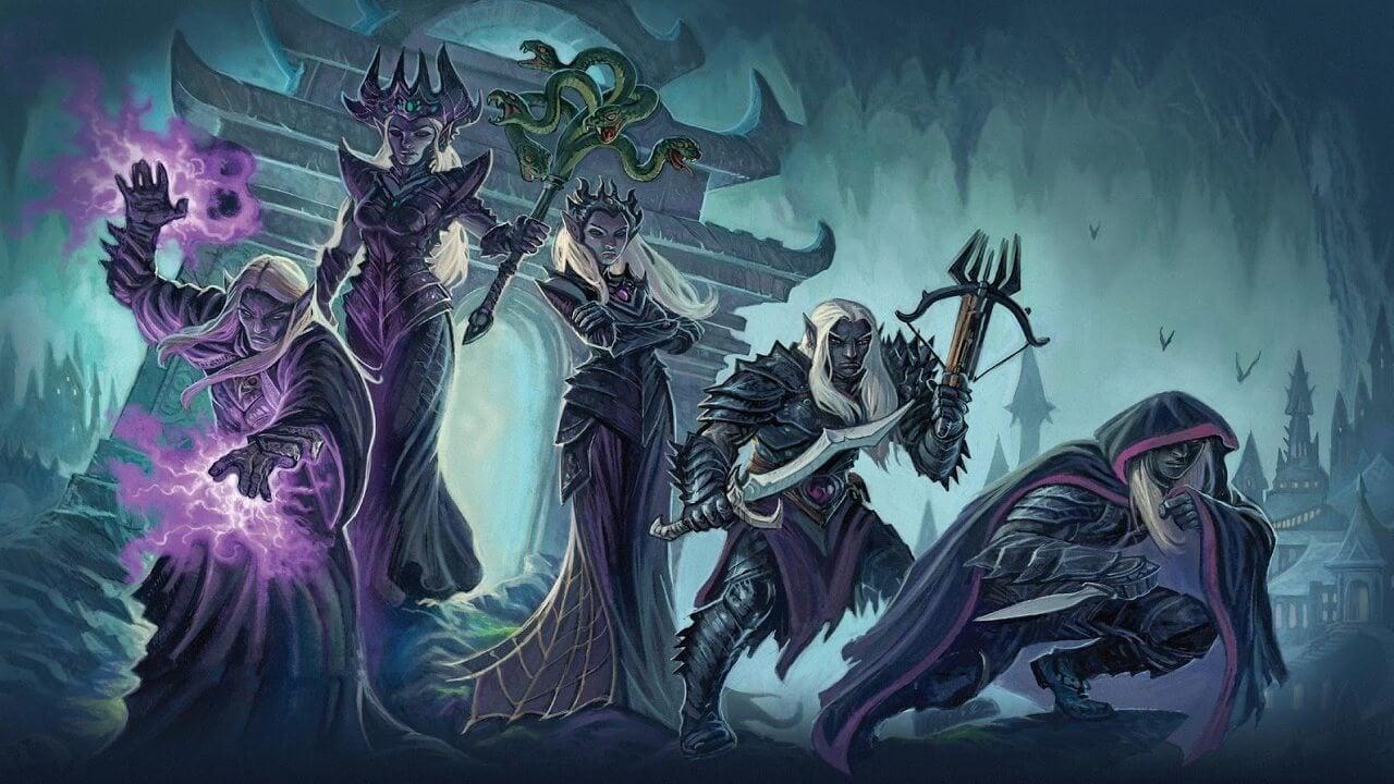 Dark Elves: A Fascinating History Of Fantasy's Prettiest Killers