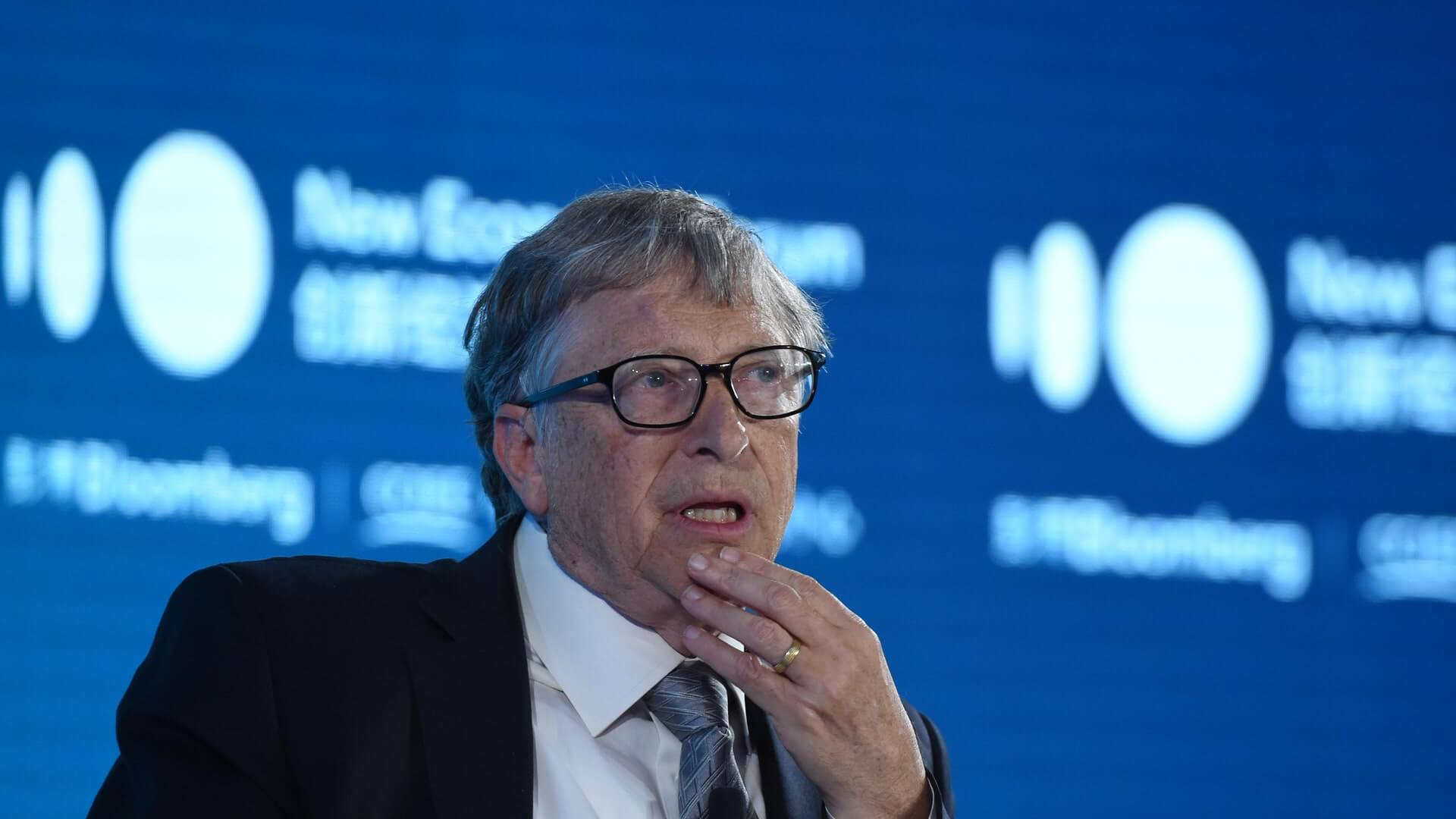 Bill Gates Steps Down From Microsoft and Berkshire Boards