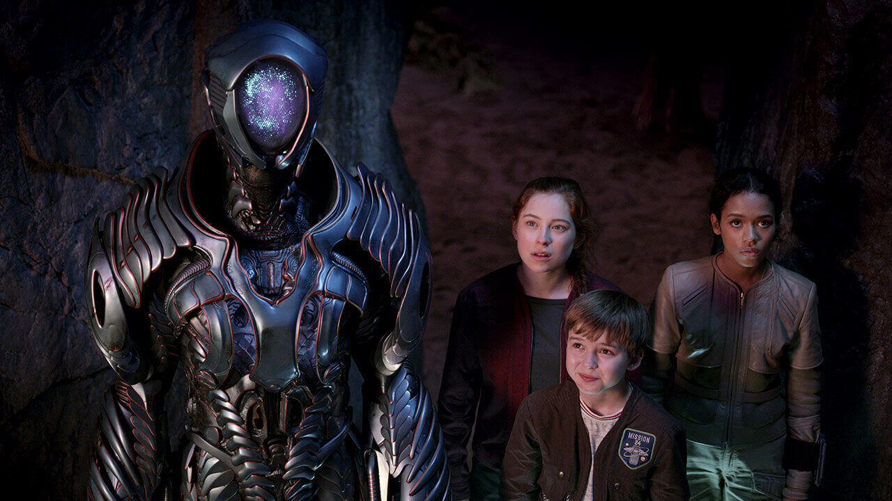 Netflix's Lost in Space to End After Third Season