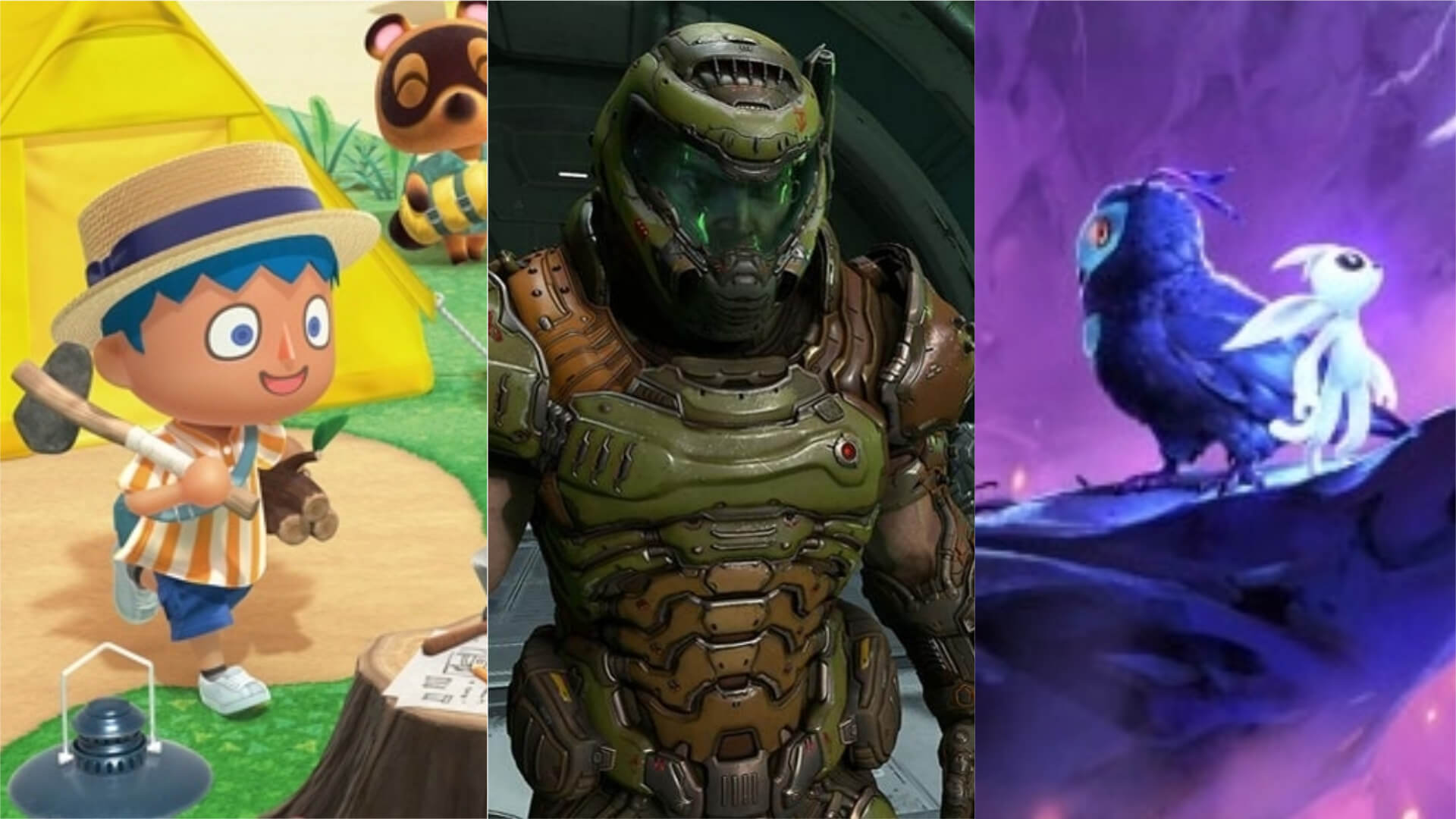 10 Great Games Out In March 2020