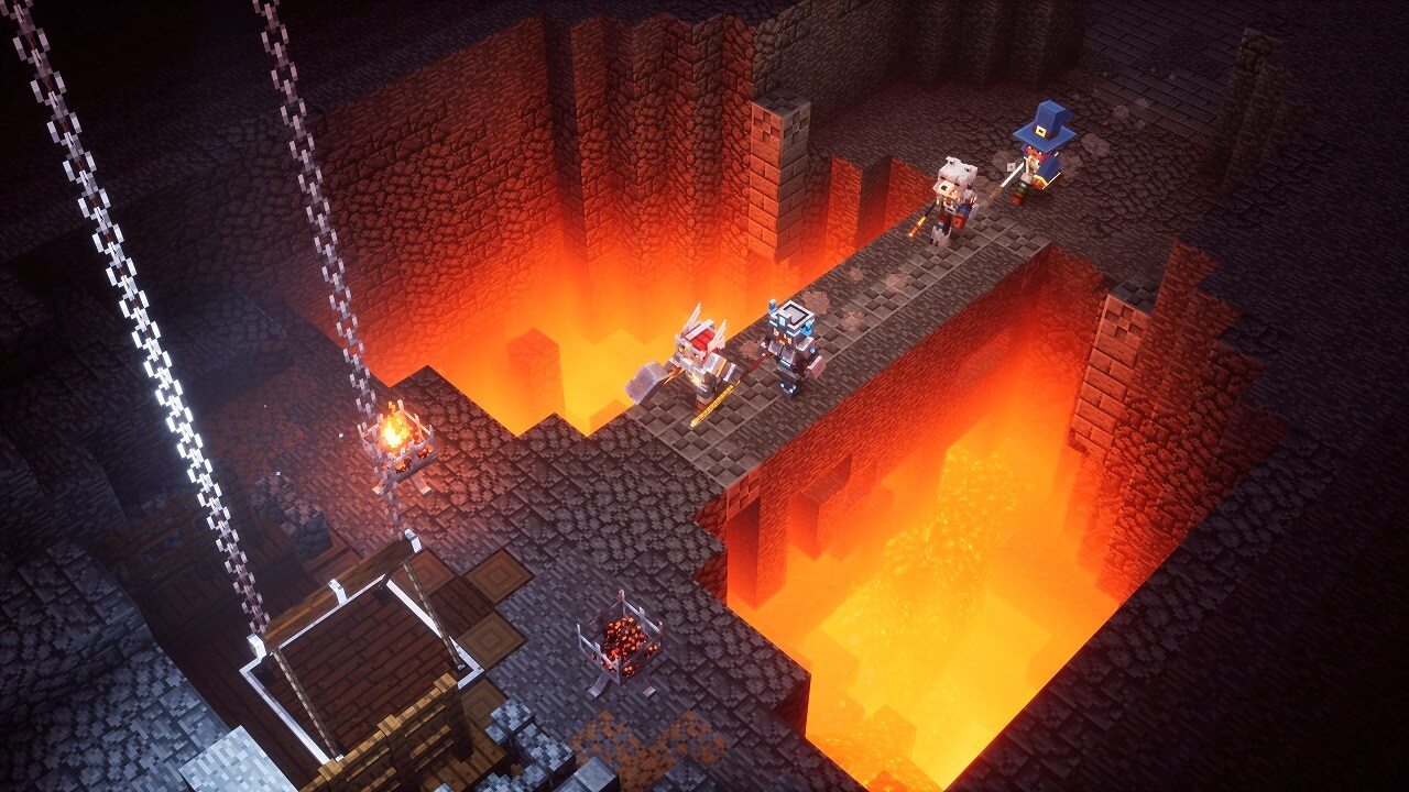 Minecraft Dungeons Set To Release May 26