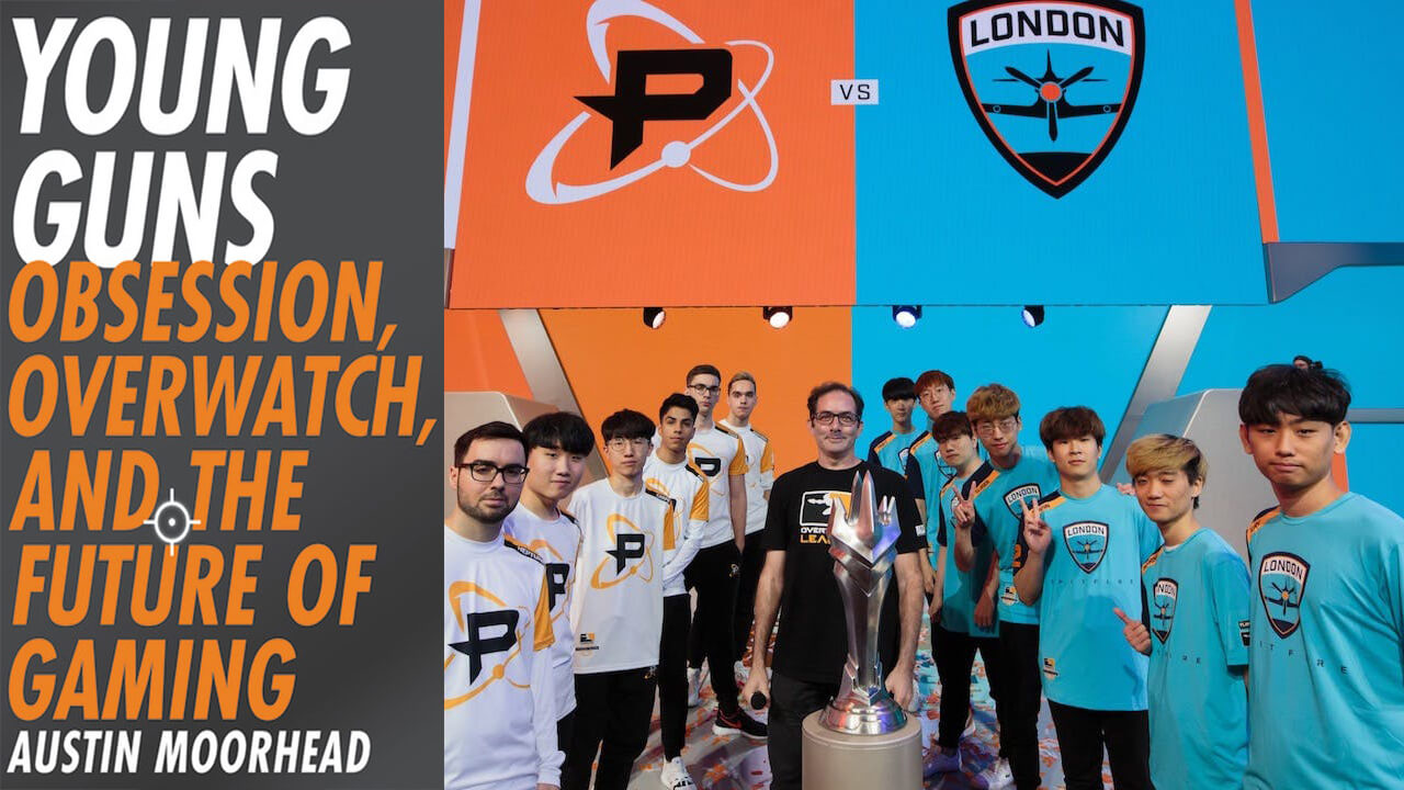 Rise of Overwatch League and eSports in Young Guns